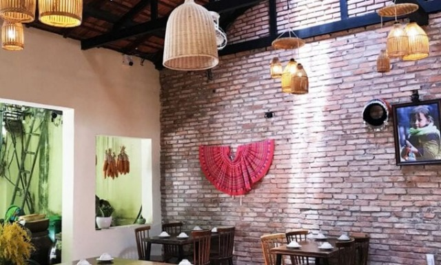 The Upland Kitchen – Bếp Vùng Cao